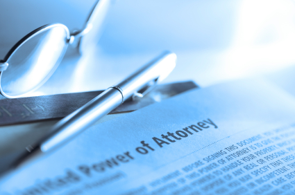 Powers of Attorney services